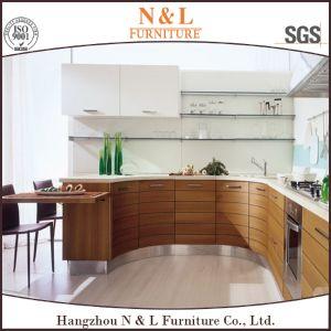 Mobiliario de casa de color blanco de chapa de madera mdf gabinetes de cocina mobiliario de - Mobiliario de casa ...