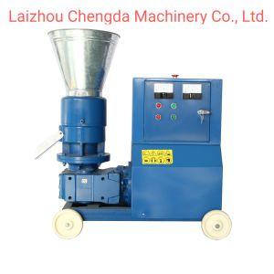 100-200kg/h R Type de machine à granulés de bois
