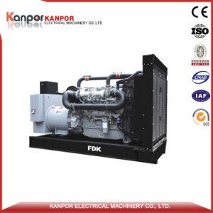 Alimentato da Shangchai Engine, generatore elettrico, generatore silenzioso per la vendita diretta della fabbrica di Kanpor