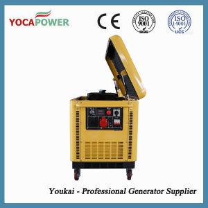 10kVA de draagbare Stille Reeks van de Diesel Generator van de Macht