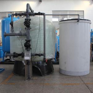 산업 보일러 물 연화 장비 자동적인 정수기