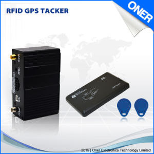 Скрытое отслеживание GPS с помощью систем RFID определение драйвера