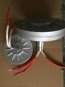 La serie 133dm disco Coreless generador de imanes permanentes Pmg133dm 1.0kw 96V 380rpm alternador de imán permanente
