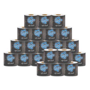 Het maagdelijke Materiaal van de Houtpulp en het Zachte Toiletpapier van de Kern van de Kern