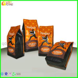 Sac de café en plastique avec Tin-Tie pour l'emballage Espresso Café Moulu/pochette alimentaire