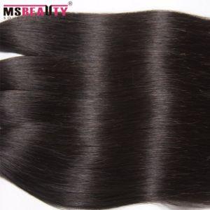 Het dubbele Weft 100% Maagdelijke Braziliaanse Natuurlijke Menselijke Haar van het Haar