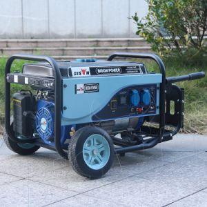Generator 2.0kw van de Motor van de Benzine van het Begin van Electirc van de Draad van het Koper van het Ontwerp BS2500p van de bizon de Nieuwe (m) Draagbare voor Hete Verkoop