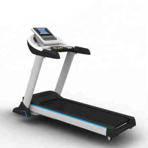 Suporte Electrnic Esteira dobrável Potência motorizado executando o Centro Fitness