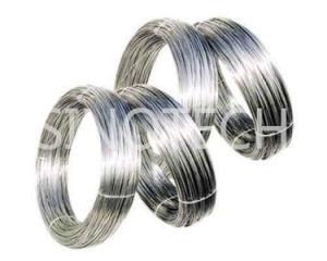De 1,6 mm de diámetro de alambre de acero inoxidable