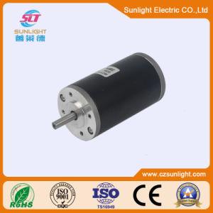 24V/12V DC Motor Motor de cepillo para herramientas eléctricas