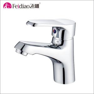 真鍮素晴らしい価格の高品質はハンドルの洗面器の混合弁を選抜する