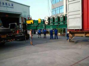 Горячая продажа пол декорированных машины для стальных структуры