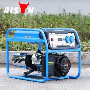 Bison (China) BS3500p 2.8kw 2.8kVA Cable de cobre de potencia portátil el fabricante del generador de gasolina para uso doméstico