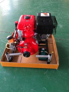 Vehículo móvil de montaje de la bomba de la lucha contra incendios