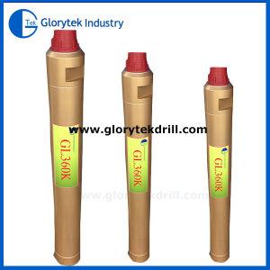 4 martelo DTH de perfuração de exploração mineira para mineração