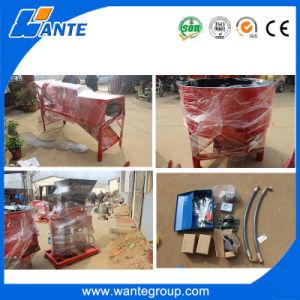 Big Discount Wt1-10 ISO machine à fabriquer des briques hydraulique Baking-Free approuvés en Afrique du Sud
