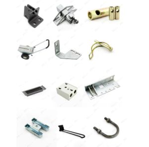 Stahl-HDG Oberfläche Soem-, dieSusport Teile stempelt
