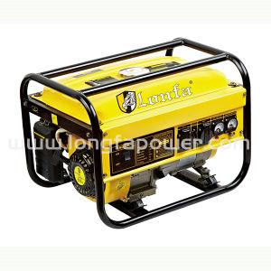 6.5HP 2.5KW Honda portátil tipo de grupo electrógeno gasolina