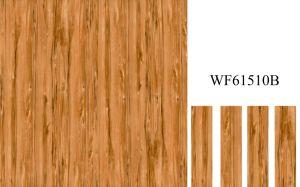 3D Inkject Baldosa grano de madera para la decoración del hogar (150*600 mm)