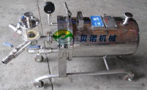 Корпус из нержавеющей стали кизельгура фильтры для напитков пива