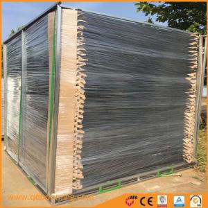 粉の住宅のための上塗を施してあるアルミニウム黒い平屋建家屋のパネル