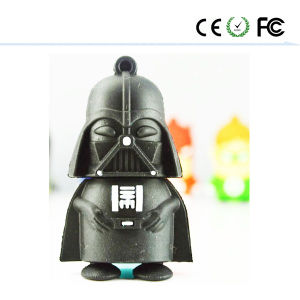 Guerra de las galaxias de material de PVC unidad Flash USB (SW).