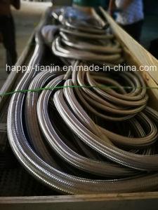 Ringförmiger Gefäß-Edelstahl-flexibles Metalschlauch