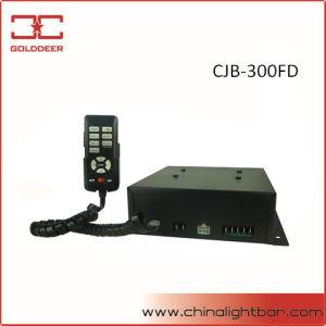 Hohe Leistung 300 Watt-Auto-elektronische Sirene (CJB-300FD)