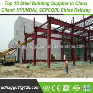 Fácil de montar y desmontar la norma ISO Kits de construcción prefabricados de acero