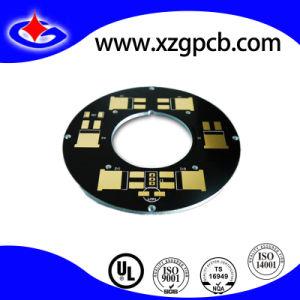 Un solo lado de oro de 2,0 mm Imersion PCB de la luz de LED de alta potencia
