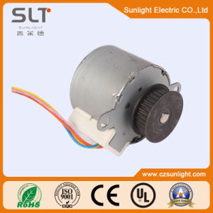 Gear Box를 가진 높은 Quality Pm Electrical Stepping Motor