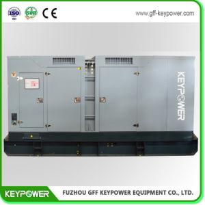 Furto diesel raffreddato ad acqua silenzioso del combustibile del gruppo elettrogeno di Keypower 200kVA anti