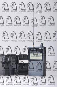 Contador sem fio do RF do detetor do sinal do espião