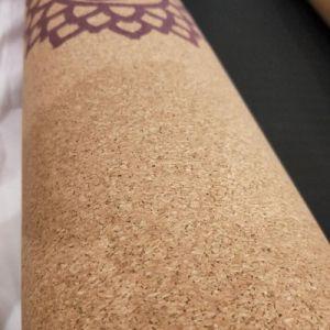 precio de fábrica Private Label Eco friendly Suede el Caucho Natural estera del yoga