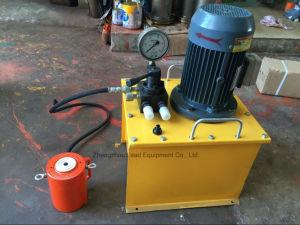 Одностороннего действия 2.2kw масляный насос с электроприводом используется для подъема гидравлический домкрат