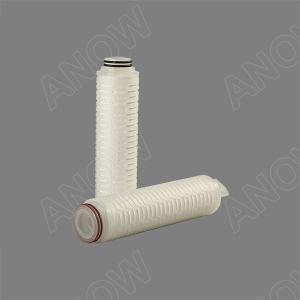 Cartucho de filtro de PP absoluta para la filtración de tintas Inkjet Water-Based