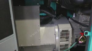120kw/150kVA gerador diesel silenciosa com motor Perkins