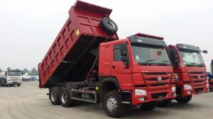 販売の大型トラックのためのSinotruk HOWO 336 HP 6X4のダンプカートラックのダンプトラック