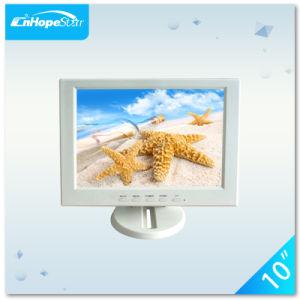 TV LCD 10 pouces Moniteur Moniteur Mini-Bus de voiture