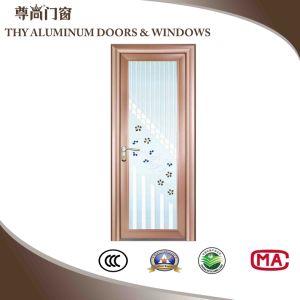 Les portes à battants en aluminium de bonne qualité avec la meilleure qualité