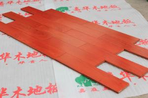 ISOの証明の自然な純木のフロアーリング