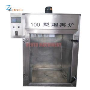 De goedkoopste Rokende Machine van het Vlees met Uitstekende kwaliteit