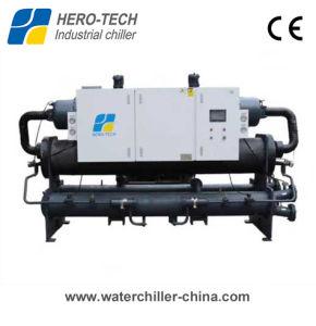 50HP zu 360HP/60ton zu Schrauben-Wasser-Kühler der hohen Leistungsfähigkeits-400tr wassergekühltem