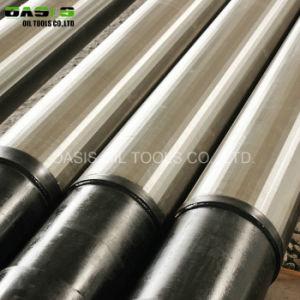 ステンレス鋼のウェッジワイヤー管ベース砂制御スクリーン