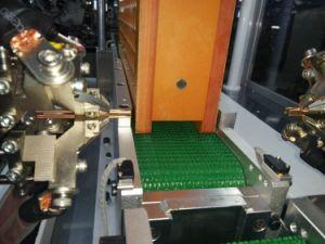 Twsl-700 Control Numérico completamente automática de Doble batería de alimentación se enfrenta a la máquina de soldadura por puntos