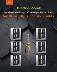 M Scop Zona 3 Portable pórtico detector de metais (VO-1313)