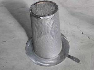 Écran de filtre/filtre Filtre Basked mesh tissé /