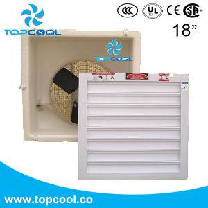Ventilation de bétail et de volaille ventilateur d'extraction de 18 pouces