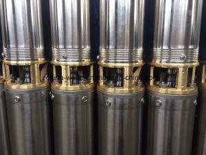 4inch submersible pompe de puits profond 4SD2, 0,37 kw, prise en laiton