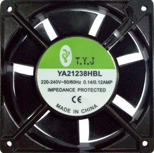 120x120x38mm Ventilador Axial de CA 12038 UL CE RoHS 110V 220V 380V Ventilación Tyj sin escobillas
